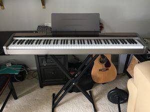 Casio 88 weighted Privia PX-100 for Sale in Alexandria, VA