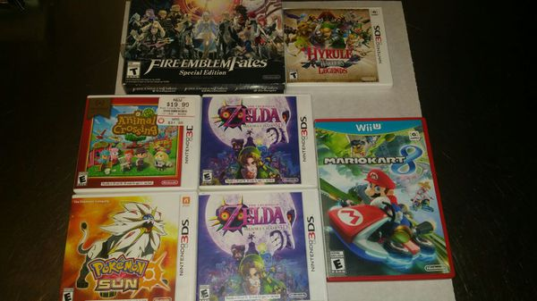 Various Nintendo games for Sale in Houston, TX - OfferUp