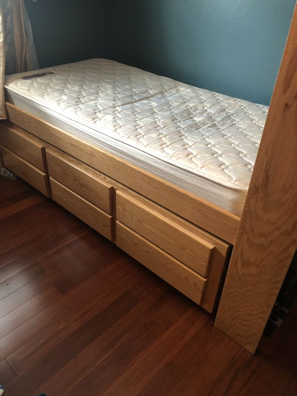 020dae29e33e Wooden Bed Frame for Sale in Fremont