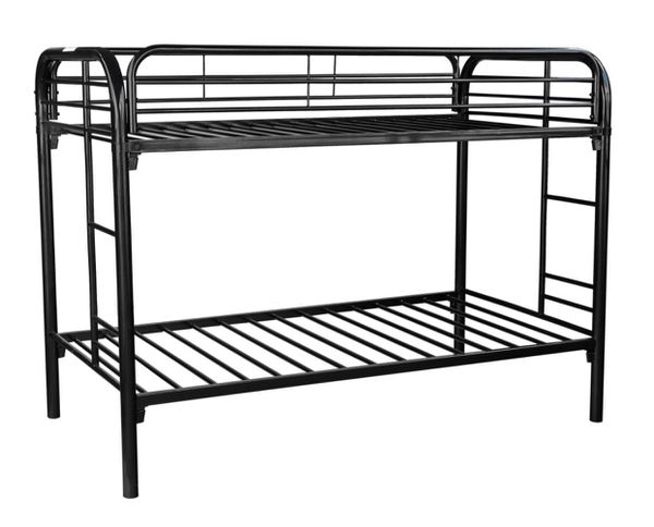 Black Metal Bunk Bed for Sale in Santee, CA - OfferUp