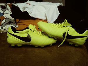 Nike tiempo soccer cleats for Sale in Altamonte Springs, FL