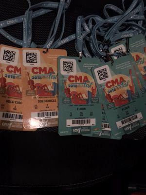 CMA Music Festival Tickets for Sale in Nashville, TN