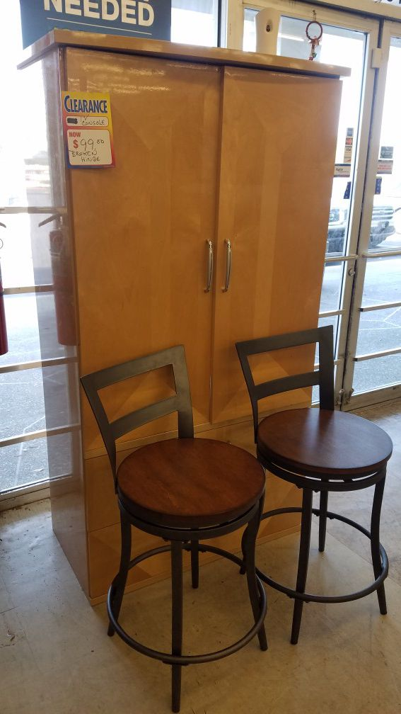 Barstools 2 for 150