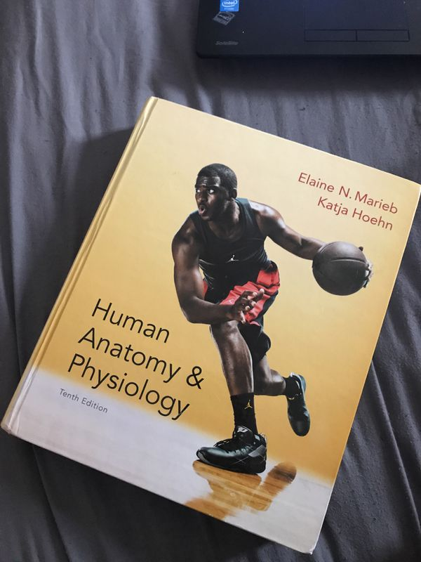 Human Anatomy and Physiology Tenth Edition (CPCC BIO 168-169) (Books ...