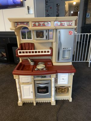 Photo Big kids kitchen toy