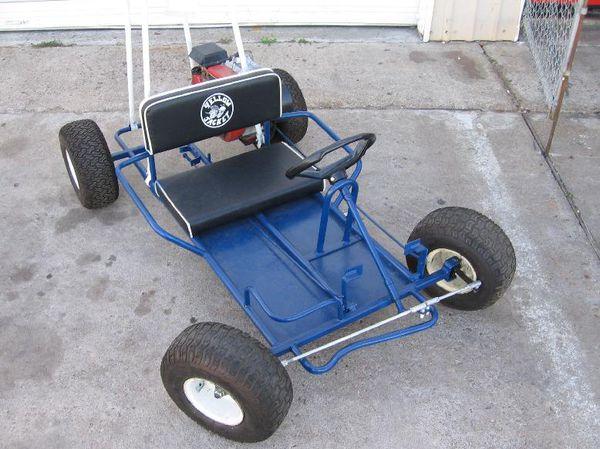 Thunder Kart 2 Seater Go