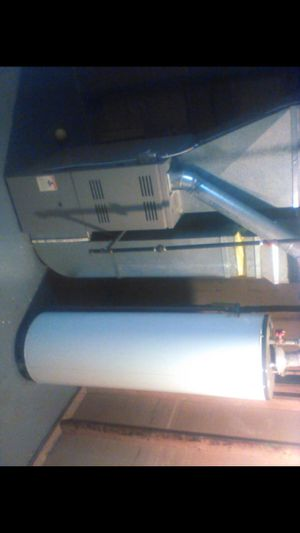 Hot water heater and furnace set for Sale in Detroit, MI