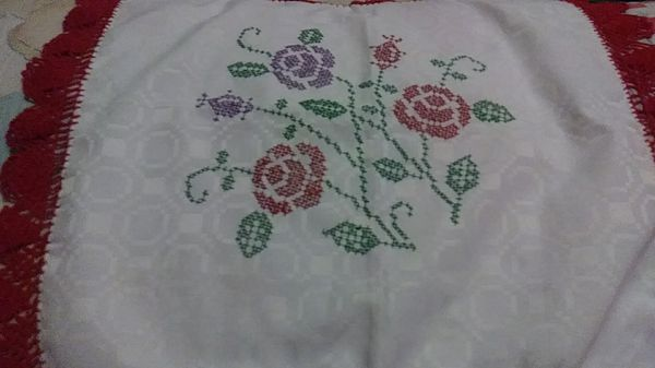 Embroidered Napkin For Sale In Austin Tx Offerup