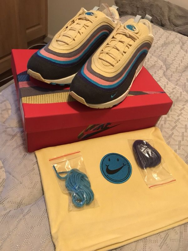 a99c4f6790fd NIKE AIR MAX 1 97 VF Sean Wotherspoon - BRAND NEW! Size 11 for Sale ...