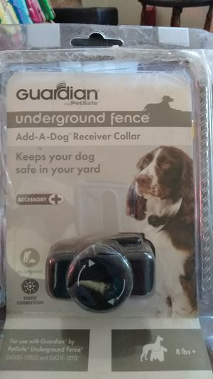 Guardian add a dog receiver collar for Sale in Anderson, IN