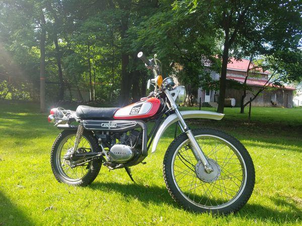 1975 yamaha dt125