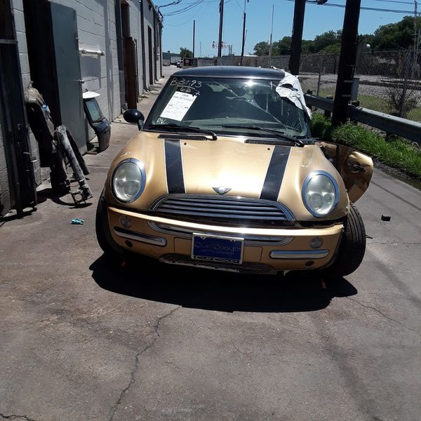 Mini Cooper For Parts From 2002 2013 For Sale In Irving Tx Offerup