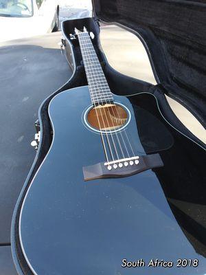 Fender Electric Acoustic Guitar for Sale in Alexandria, VA