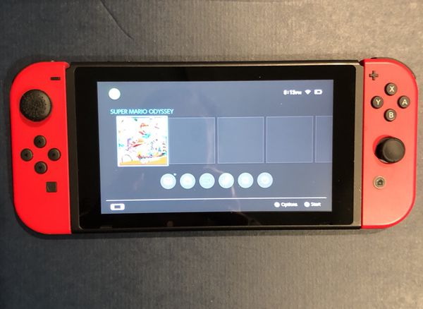 Nintendo Switch Super Mario Odyssey Bundle For Sale In Colma Ca Offerup