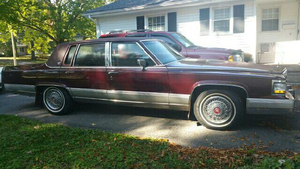 Parts Only 90 92 Cadillac Brougham