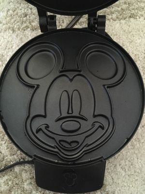 Mickey Mouse Waffle Maker for Sale in Manassas, VA