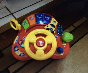 Discover and driver baby toy for Sale in Saint Petersburg, FL