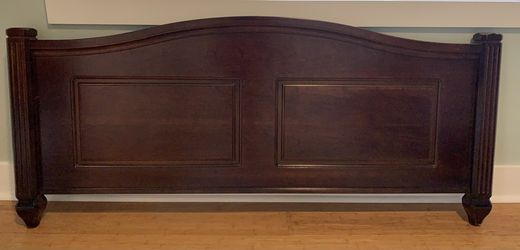 Queen Bed Frame With Headboard  Thumbnail
