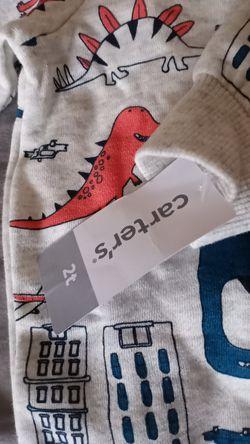 Boy dinosaur carters 2t Thumbnail