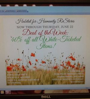 Deal of the week at restore for Sale in Rockville, MD