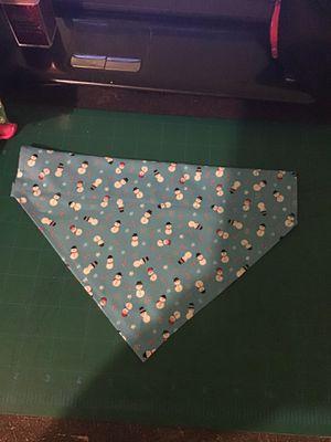 Dog collar bandanas for Sale in Kearneysville, WV