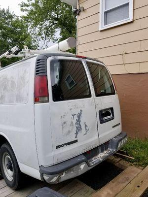 2001 Chevy Express 2500 Van for Sale in Manassas Park, VA