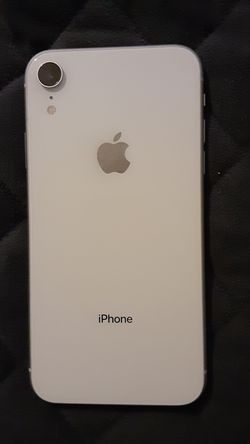iPhone xr brand new t-mobile white in color 64gb Thumbnail