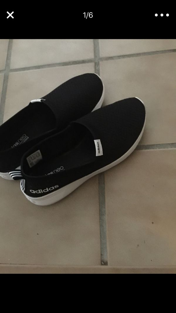 659662156082 Adidas Neo Womens Lite Racer Slip On W Casual Sneaker size 7.5 for Sale in  Columbus