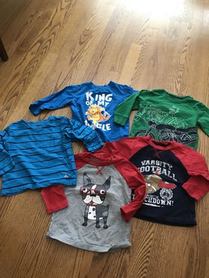 Boys 12-18 month winter shirts for Sale in Frederick, MD
