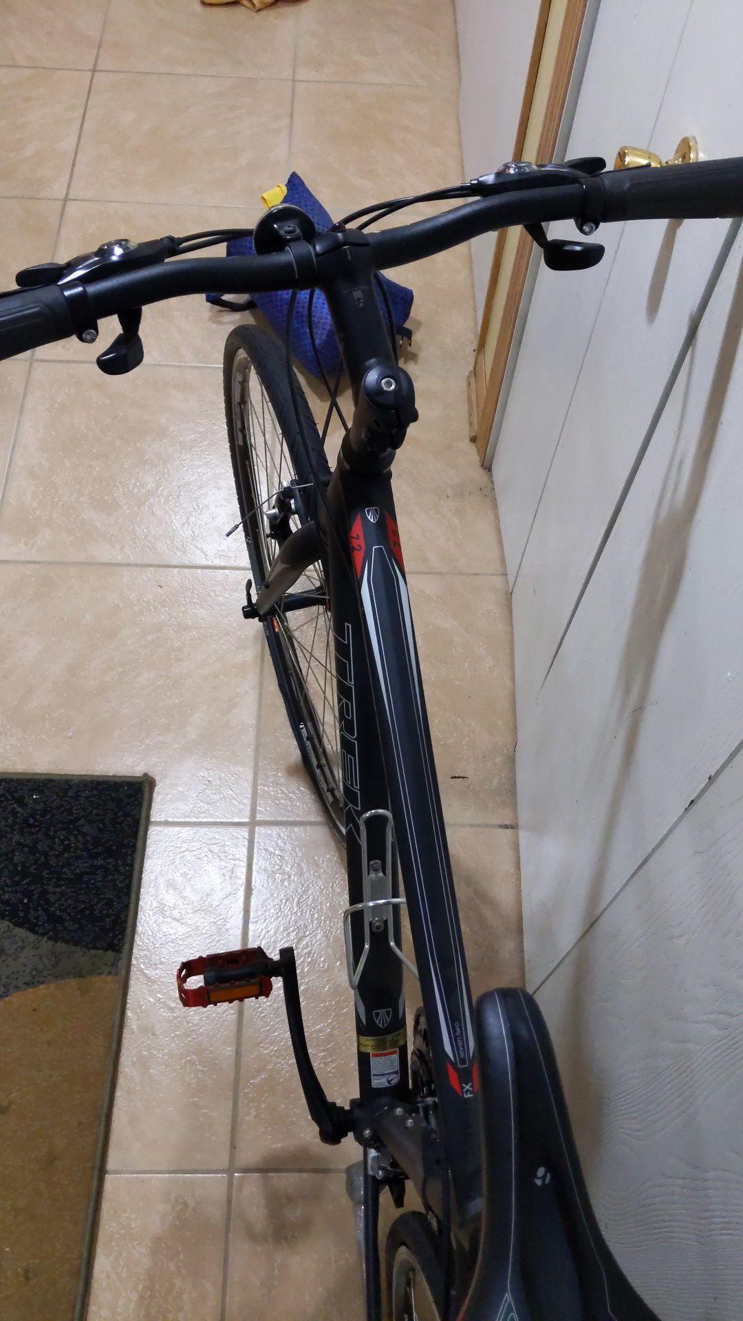 Bicycle TREK Fx series - seven two