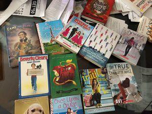 5-7th grade books for Sale in Upper Marlboro, MD