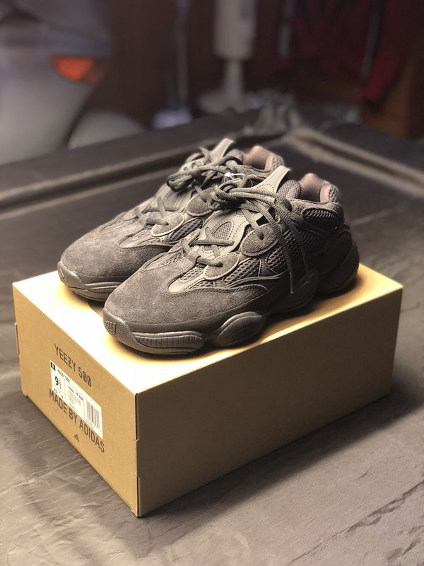 "4849cd7b74b Adidas Yeezy 500 ""Utility Black"" for Sale in Miami"