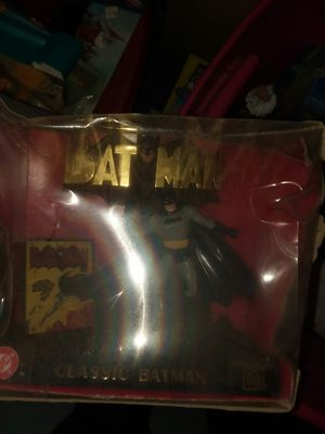 Batman action figures for Sale in Davenport, FL