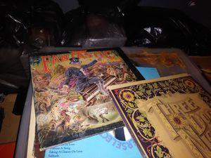 Vintage Vinyls , Vintage VHS ,and DVDs and CDs for Sale in San Francisco, CA