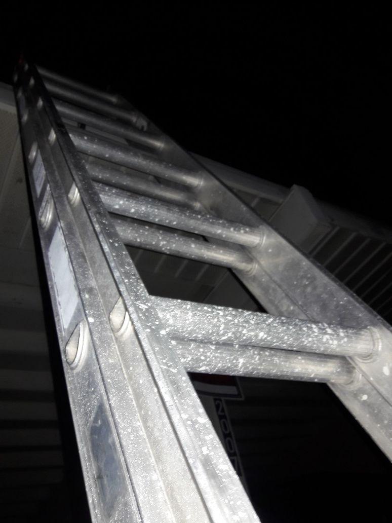 Werner 20 foot ladder