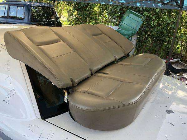Crown Victoria Rear Seat And Door Panels Vic Marauder Grand Marquis