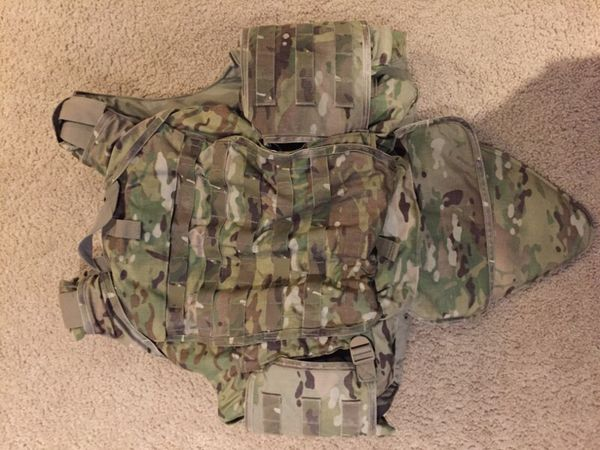 Extra Large Multicam Iotv For Sale In Spanaway Wa Offerup