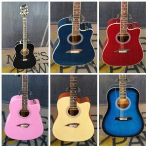 Kona Acoustic Dreadnought Guitars * Colors for Sale in Orlando, FL
