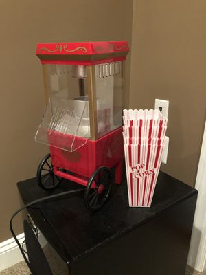 Air popcorn popper for Sale in Crofton, MD