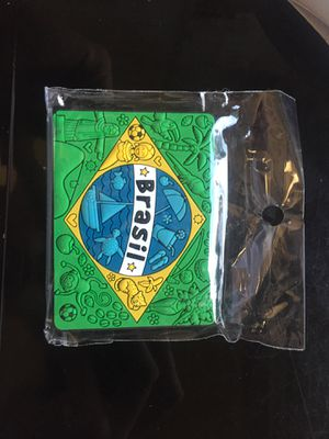 Brazil flag for fridge for Sale in Annandale, VA