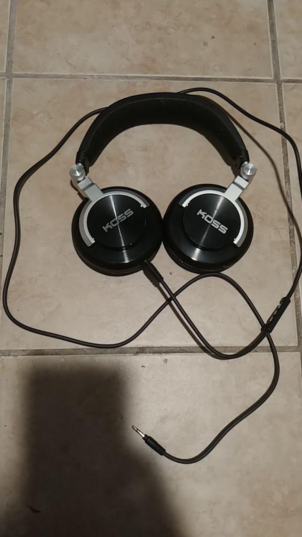 Koss Prodj200 Headphones For Sale In Washington Dc Offerup