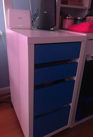 Computer desk and drawer for sale for Sale in Rockville, MD
