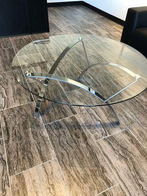 Glass Coffee Table for Sale in White Plains, MD