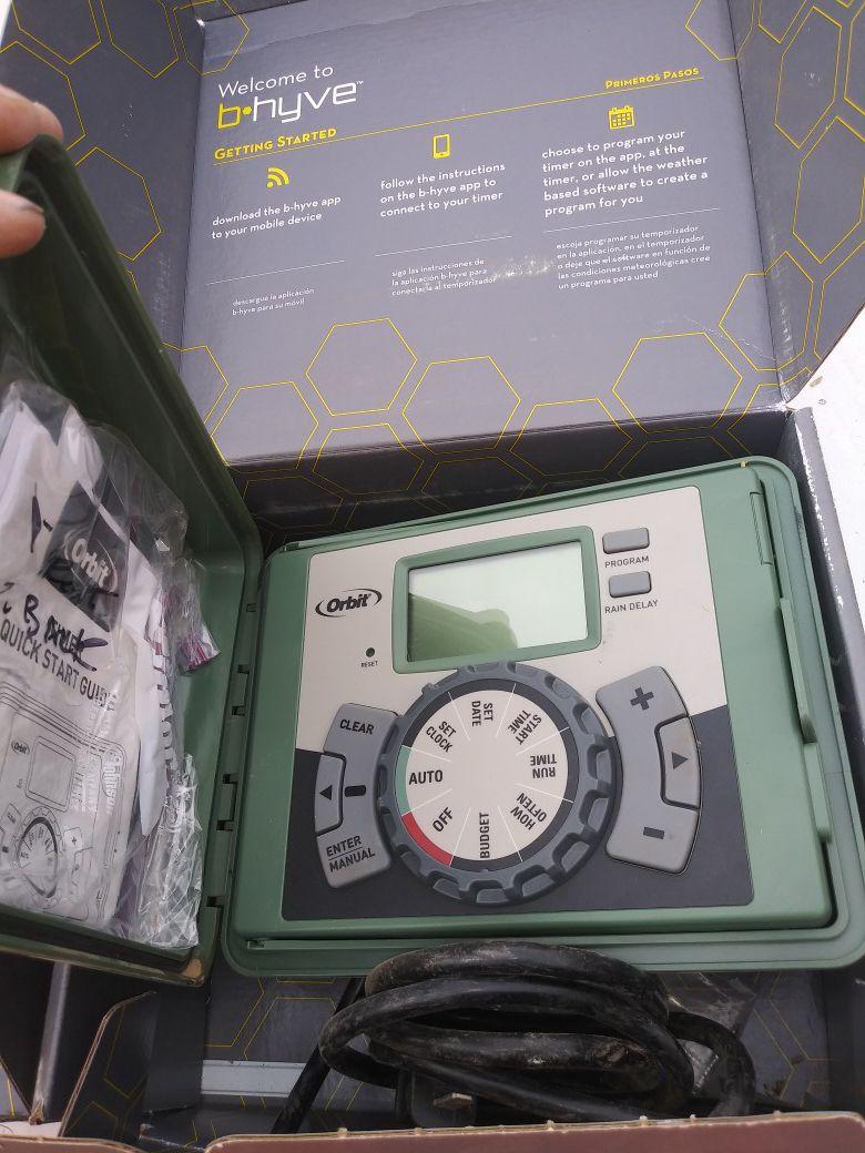 Orbit clock
