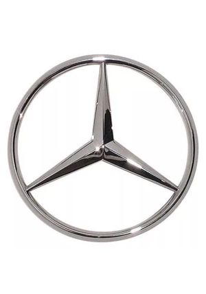 FRONT GRILLE STAR BADGE EMBLEM MERCEDES SPRINTER 2011 2012 2013 2014 2015 2016 + OEM for Sale in Oak Lawn, IL