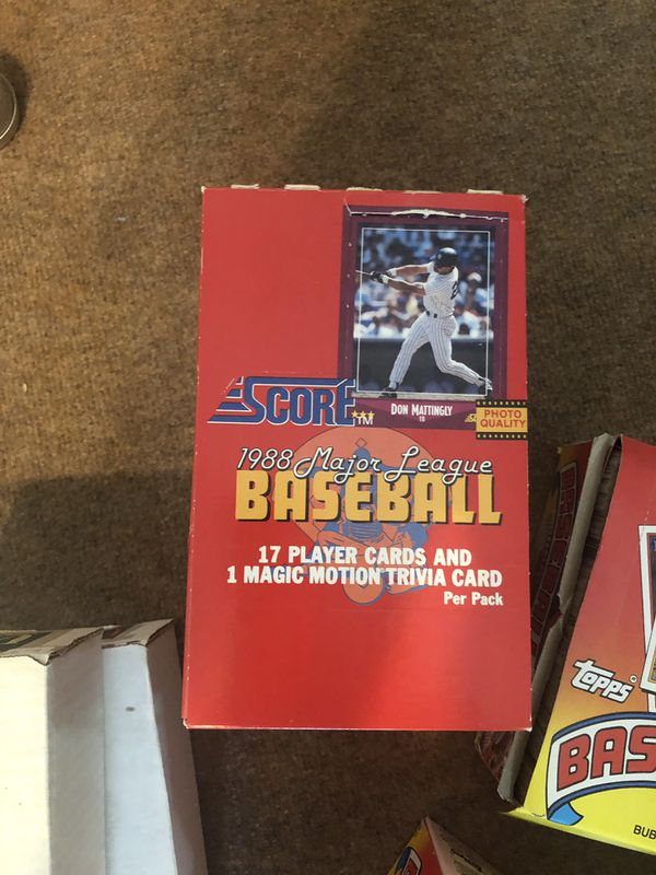 New And Used Baseball Cards For Sale In Baytown Tx Offerup