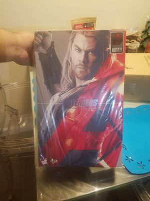 Hot Toys MMS306 1/6 Scale Thor for Sale in Brooklyn, NY