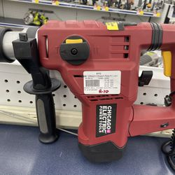 Rotary Hammer  Chicago electric  Thumbnail