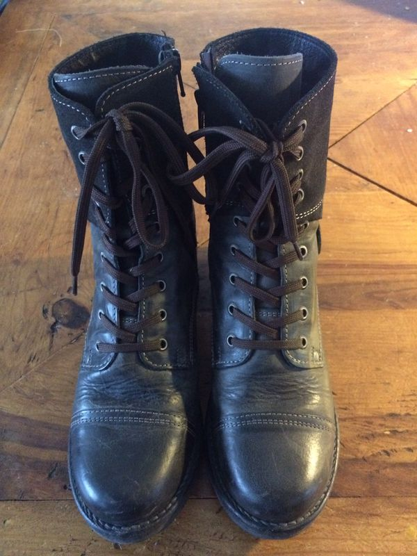 Taos Crave Ankle Boots Ws Size 75 Uk 38 For Sale In Denver Co