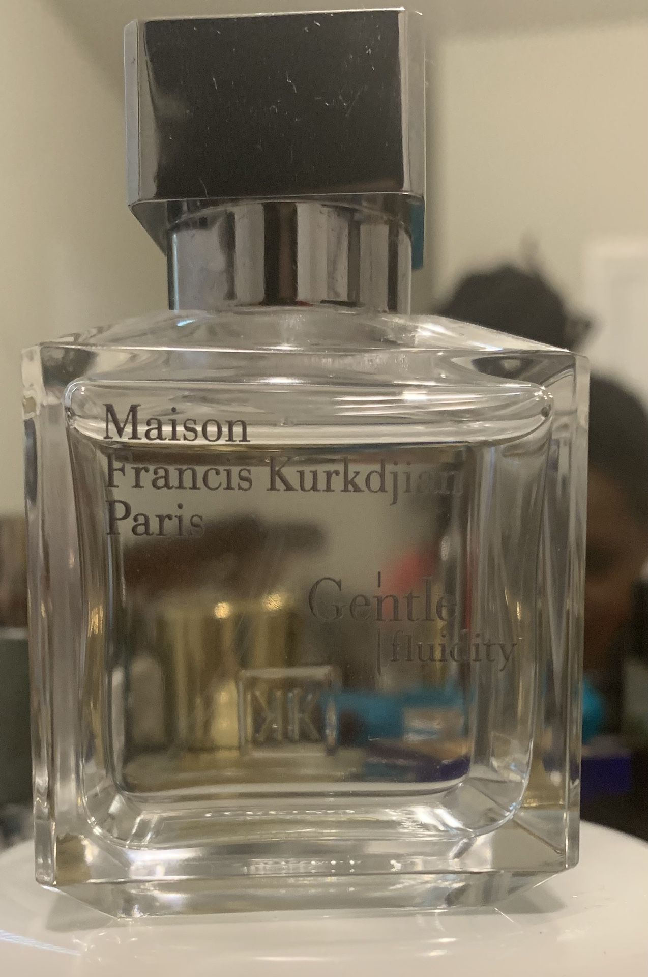 Maison Francis Kurkdjian Gentle Fluidity Silver  Eau De Parfum